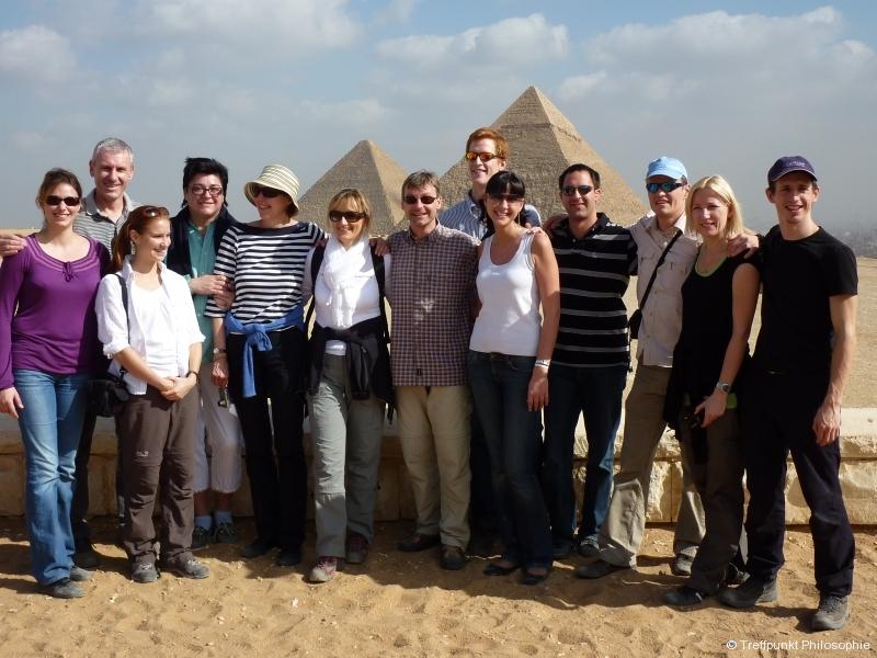 Unsere Reisegruppe ¦ Studienreise nach Ägypten (2009 & 2011)