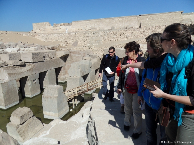 Symbologie-Studium ¦ Studienreise nach Ägypten (2009 & 2011)