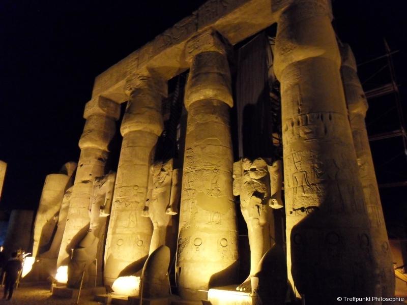 Luxor-Tempel ¦ Studienreise nach Ägypten (2009 & 2011)