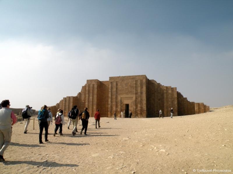 Auf dem Weg zu Sakkara ¦ Studienreise nach Ägypten (2009 & 2011)