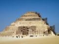 Stufenpyramitde Sakkara ¦ Studienreise nach Ägypten (2009 & 2011)