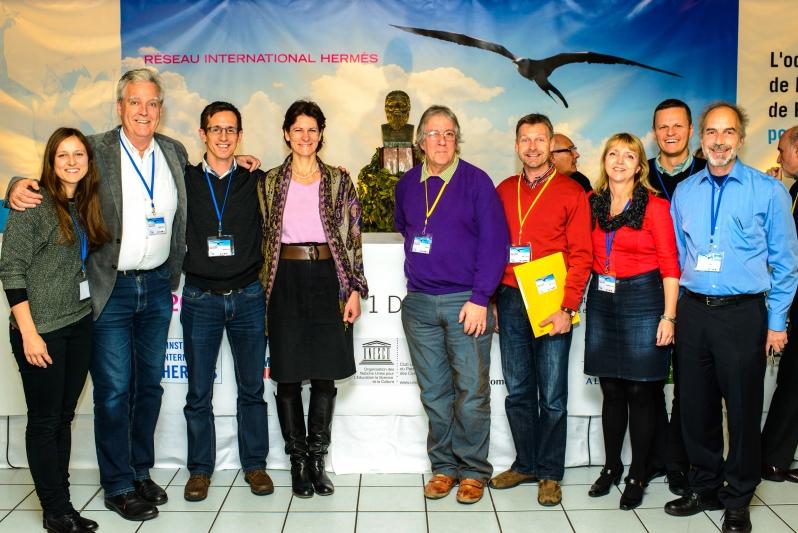 Freunde aus Europa ¦  Platon Kongress in Marseille 2013. Anlässlich 2400 Jahre Platonische Akademie.