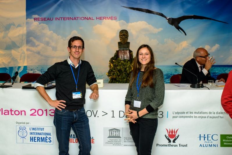 Unsere Schweizer Delegation ¦ Platon Kongress in Marseille 2013. Anlässlich 2400 Jahre Platonische Akademie.