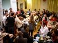 Und danach wird gefeiert ¦  Platon Kongress in Marseille 2013. Anlässlich 2400 Jahre Platonische Akademie.