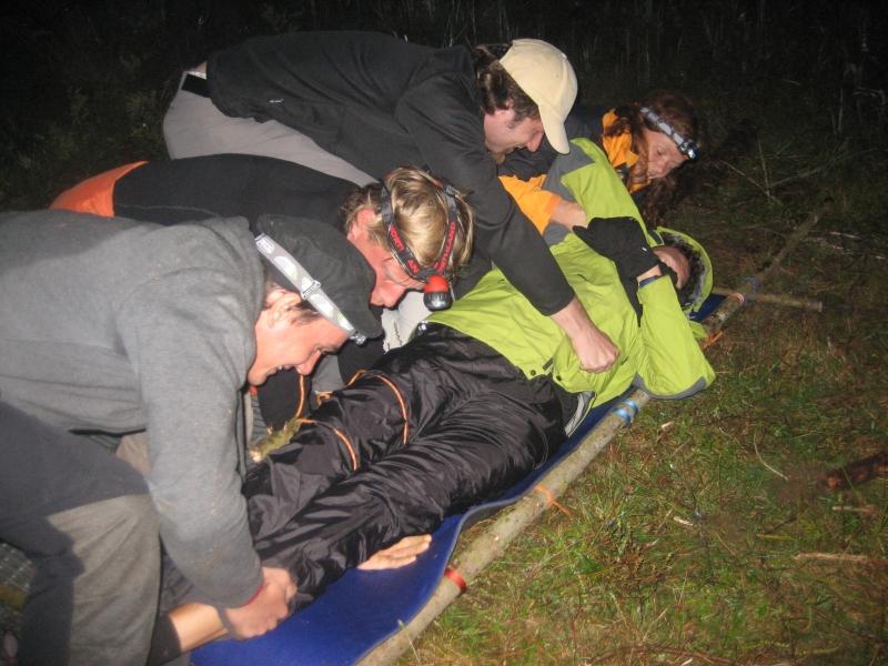 Bergetechniken ¦ Praktische Trainings und Ausbildungen